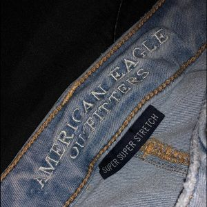 AMERICAN EAGLE SIZE US REGULAR JEGGINGS